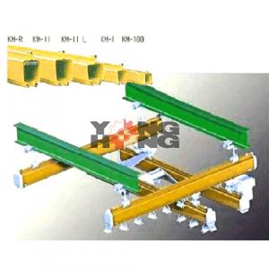 รางเครนสำเร็จรูปพร้อมอุปกรณ์ Light Crane Tracks & Components