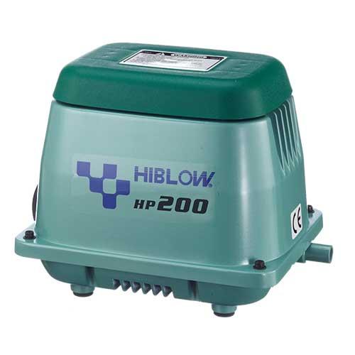 เครื่องเติมอากาศ HIBLOW รุ่น HP Series