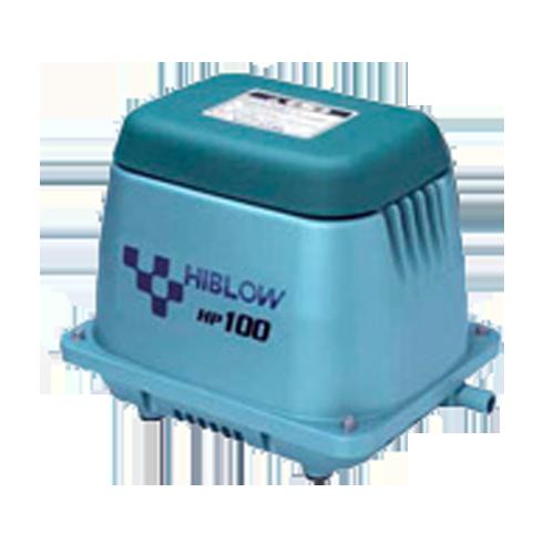 เครื่องเติมอากาศ (Air pump) Hiblow HP Series