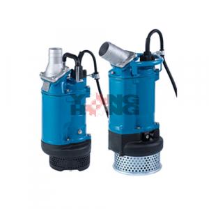 เครื่องสูบน้ำเสีย : ปั๊มสูบน้ำเสีย ยี่ห้อ TSURUMI รุ่น KTZ Series