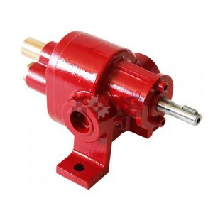 ปั๊มเฟือง (Gear pump) CUCCHI B Series เกียรปั๊มสำหรับดูดของเหลวหนืด