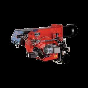 เครื่องพ่นไฟ Dual Fuel Burners Natural Gas / Heavy Oil C.I.B Unigas CINQUECENTO KR512-KR525