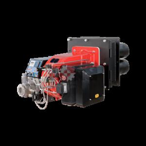 เครื่องพ่นไฟ Dual Fuel Burners Natural Gas / Heavy Oil C.I.B Unigas CINQUECENTO - MILLE VS (pneumatic) KRBY515-KRBY1040VS