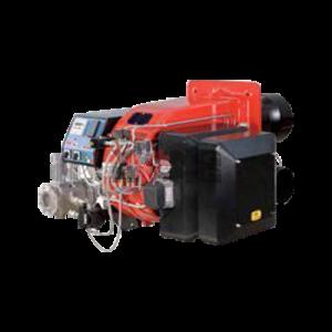 เครื่องพ่นไฟ Dual Fuel Burners Natural Gas / Heavy Oil C.I.B Unigas CINQUECENTO (pneumatic) KRBY512-KRBY525