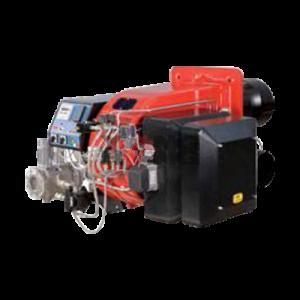 เครื่องพ่นไฟ Dual Fuel Burners Natural Gas / Heavy Oil C.I.B Unigas MILLE KR1025-KR1040