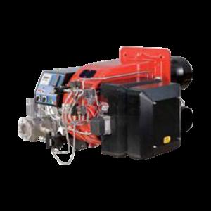 เครื่องพ่นไฟ Dual Fuel Burners Natural Gas / Heavy Oil C.I.B Unigas MILLE (pneumatic) KRBY1025-KRBY1040