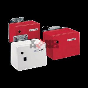 เครื่องพ่นไฟ Light Oil Burners C I B Unigas MINIFLAM Tecnopan G6 G10 G18 - Chef G5 G6