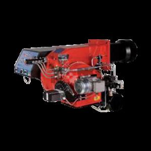 เครื่องพ่นไฟ Dual Fuel Burners Natural Gas / Heavy Oil C.I.B Unigas NOVANTA KP91-KP93