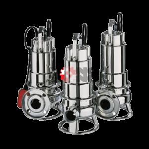 ปั๊มจุ่ม (Submersible Pump) EBARA DWF Series