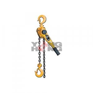 รอกโซ่มือโยก Lever Chain Hoist BLACK BEAR YL Series