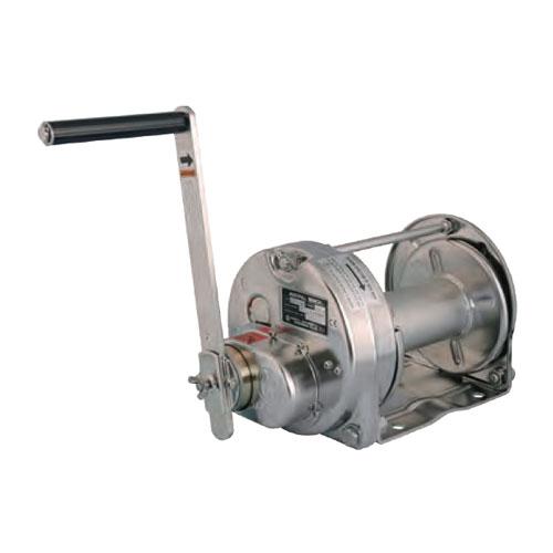 กว้านสลิงมือหมุนสแตนเลส MAXPULL SB (Buffing)/ESB (Electropolishing) Series