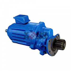 Dual Stage Soft Start-Stop Reduction Gear Motor CHENG DAY G1