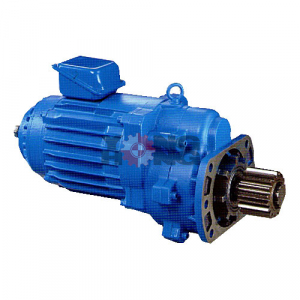 Dual Stage Soft Start-Stop Reduction Gear Motor CHENG DAY G2