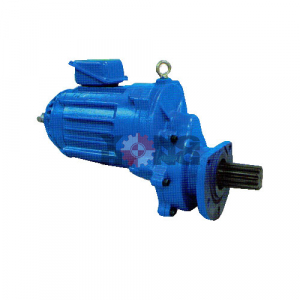 Dual Stage Soft Start-Stop Reduction Gear Motor CHENG DAY G4