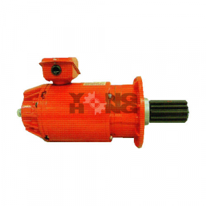 Dual Stage Soft Start-Stop Reduction Gear Motor CHENG DAY G6