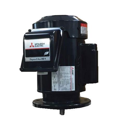 มอเตอร์ไฟฟ้า MITSUBISHI รุ่น SCF-QRV Series