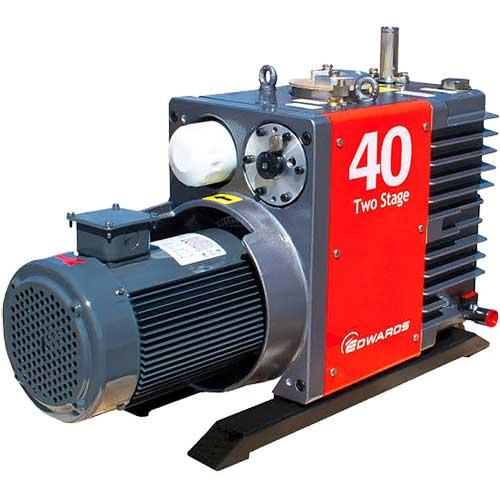ปั๊มสุญญากาศ EDWARDS E2M40/E2M80 Series