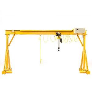 Gantry Cranes (Single Girder)