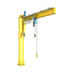 Semi Gantry Cranes (Single Girder)