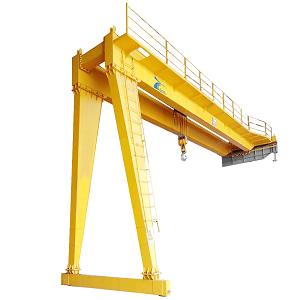 Semi Gantry Cranes (Double Girder)
