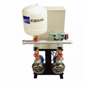 บูสเตอร์ปั๊ม Booster Pump System EBARA รุ่น UD3 Series ชุดบูสเตอร์ปั๊ม