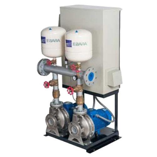 บูสเตอร์ปั๊ม Booster Pump System EBARA รุ่น UN3 Series