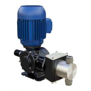 ปั๊มจ่ายสารเคมี (Diaphragm Dosing Pump) SEKO MS1 Series