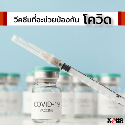 วัคซีนป้องกันโควิด Vaccine